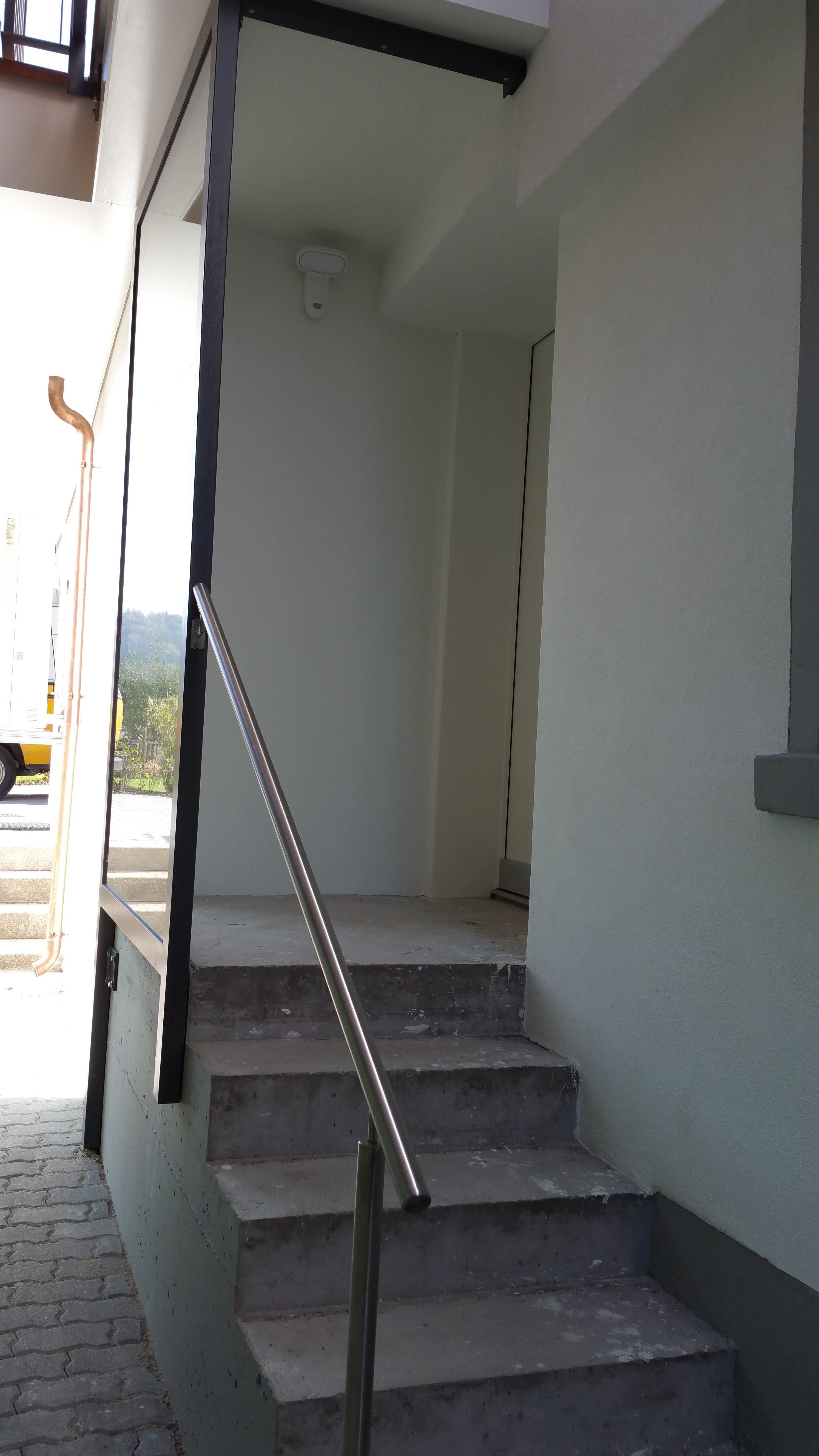 Geländer | Bau in Stahl GmbH